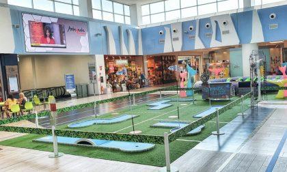 All'Antegnate Gran Shopping apre il Summer park