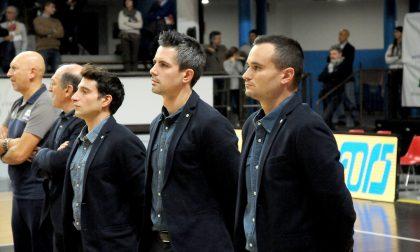 Mauro Zambelli fa 10 stagioni Blu, sarà assistente di coach Cagnardi