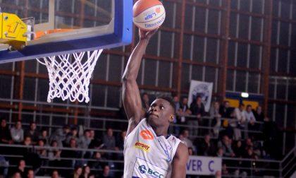 La Blu Basket Treviglio conferma D'Almeida