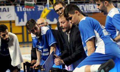 Ufficiale è Devis Cagnardi il nuovo coach della Blu Basket