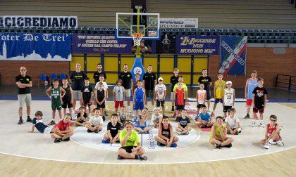 Il Summertime trevigliese fa rima con basket FOTO
