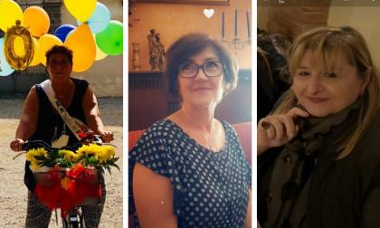 Tre donne, tre pilastri delle scuole di Brignano se ne vanno in pensione
