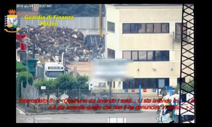 Traffico illecito di rifiuti, sequestro da 15 milioni di euro: nei guai due pagazzanesi VIDEO
