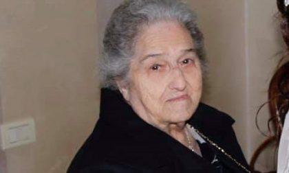 Addio ad Angela Maffioli, colonna dei Pensionati