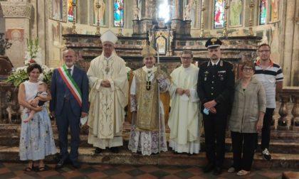 L'Arcivescovo di Milano a Rivolta per celebrare Sant'Alberto FOTO