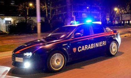 Circolavano su un'auto rubata a Palosco: denunciati tre ragazzi