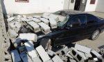 Tifone a Vailate, si contano i danni FOTO