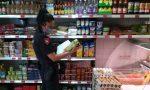 Maxi sanzione al market di alimentari