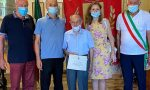 Giuseppe Aschedamini festeggia cent'anni