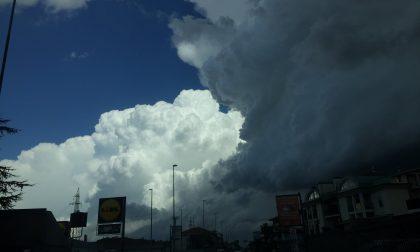 Grandine su Treviglio: occhio al meteo