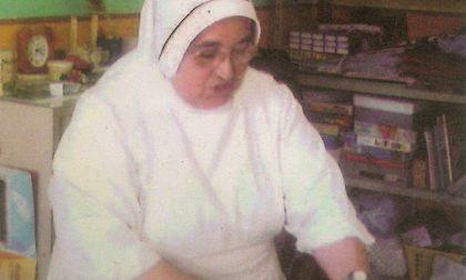 Ancora un lutto nella chiesa brignanese: addio a suor Bianca