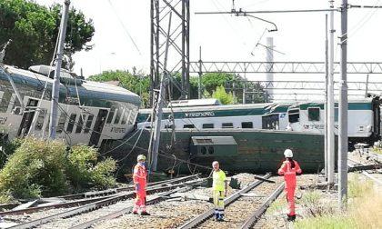 Incidente ferroviario a Carnate: il macchinista e il capotreno erano al bar