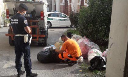 Rifiuti abbandonati: 4 sanzionati a Vidalengo