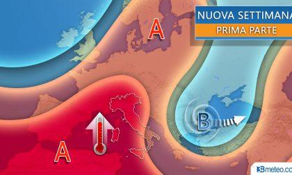Verso Ferragosto, torna l'anticiclone subtropicale, temperature fino a 35 gradi