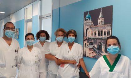 Quadri in dono all'ospedale di San Giovanni Bianco