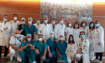 All'ospedale Papa Giovanni XXIII eseguito il millesimo trapianto di cuore