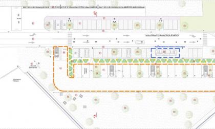 Ciclostazione e area camper al Santuario: approvati i progetti per quasi 100mila euro