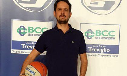 La Blu Basket Treviglio ha un nuovo socio