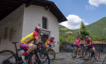 BERGHEM#molamia: tre Maglie Rosa e campioni del ciclismo bergamasco renderanno onore alle vittime di Covid-19