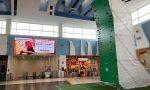 L'avventura sbarca all'Antegnate Gran Shopping con la parete di arrampicata