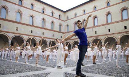 Dalla Bassa fino all'accademia della Scala di Milano con Roberto Bolle