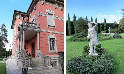 Alla scoperta di Villa Pezzoli, la perla liberty di Treviglio FOTO