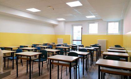 Aule nel seminterrato, nuovi spazi per le elementari