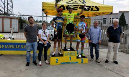 Al Pip il 1° Criterium Luciano Nicoli, i risultati