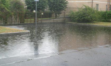 Forti piogge, allagamenti in tutta la città FOTO