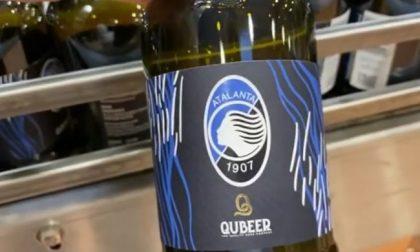 Nasce la birra Atalanta, un'artigianale firmata Qubeer