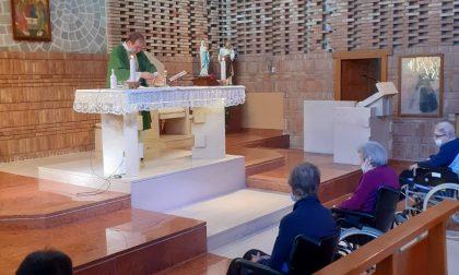 Anni Sereni, prima messa per don Giuseppe