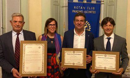 Il Rotary club Pandino Visconteo rende omaggio all'ospedale Maggiore