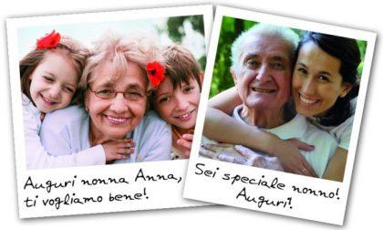 La Festa dei Nonni sta arrivando! Fai un augurio speciale con il Giornale di Treviglio
