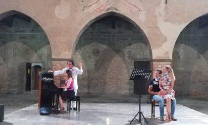 Un recital per le vittime del Covid