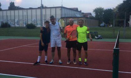 Memorial Blini, ecco i vincitori sul nuovo campo da tennis