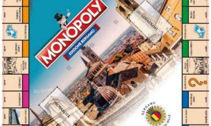 Monopoly, in arrivo un'edizione speciale dedicata a Bergamo
