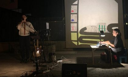 A Fara d'Adda sbarca il teatro d'ombre musicale del duo Fossick Project