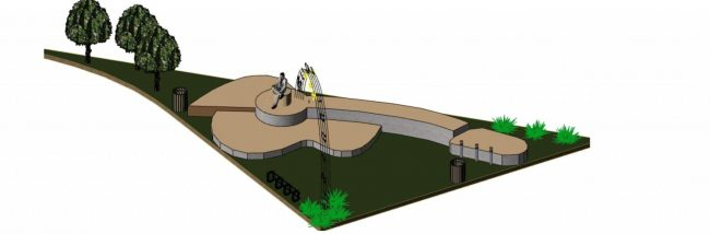 Il progetto del monumento per Gabriele Raffa