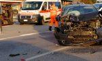 Terribile schianto sulla nuova Paullese, coinvolti un'auto e un furgone FOTO