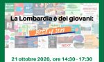 """Una giornata """"per"""" e """"con"""" i giovani lombardi: mercoledì 21 ottobre 2020"""