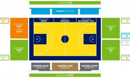 Basket Supercoppa LNP, la prevendita Bcc Treviglio
