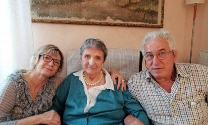 Bariano in festa per i cent'anni di Anna Moleri
