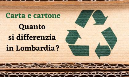 In Lombardia carta e cartone fanno la differenza: Bergamo al terzo posto