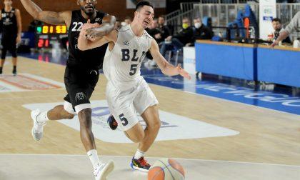 La Bcc Blu Basket supera anche Tortona