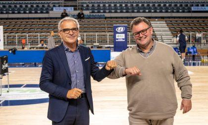 Nuovo socio per la Blu Basket, è Stefano Mascio