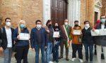 """Caravaggio ringrazia i suoi """"angeli"""" del volontariato FOTO"""