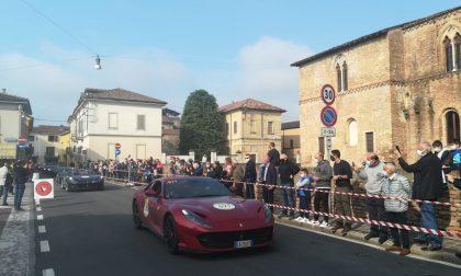 La Mille Miglia arriva a Pandino, entro le 13 le auto storiche saranno a Treviglio FOTO