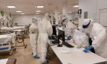 L'ospedale in Fiera a Milano accoglie il primo paziente. Già pronti i primi 14 posti letto FOTO