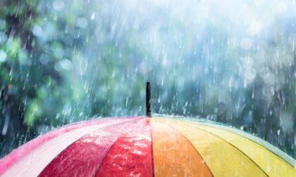 Nella nuova zona gialla, il meteo si mantiene irregolarmente nuvoloso