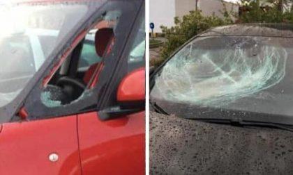 Dimesso dal Pronto soccorso distrugge i vetri delle auto del personale sanitario FOTO